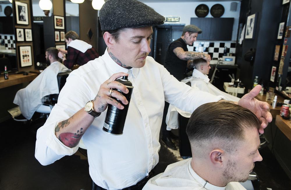 Carls Barber Shop, Østerbro