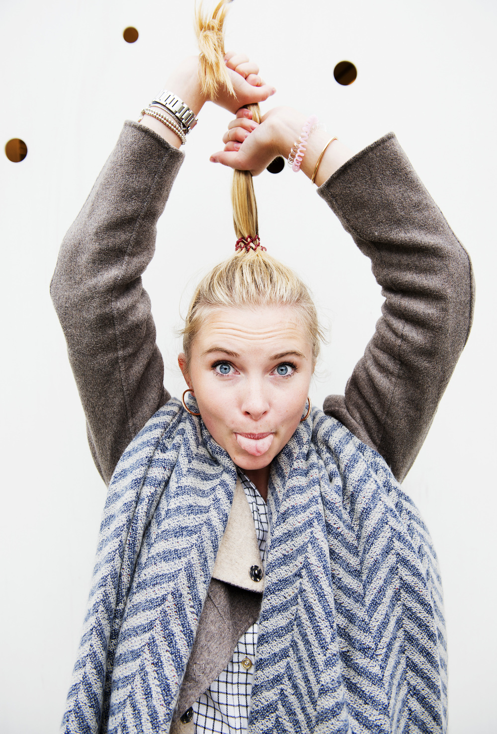 Iværksætter, Sophie Trelles-Tvede der opfandt hårelastikken Invisibobble