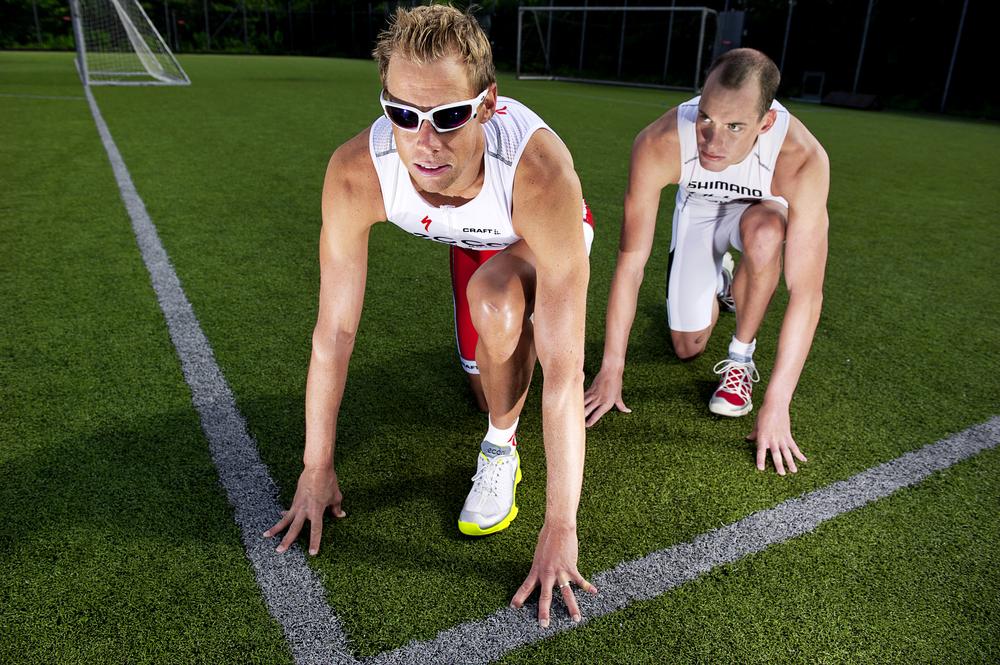 Rasmus Henning og Martin Jensen