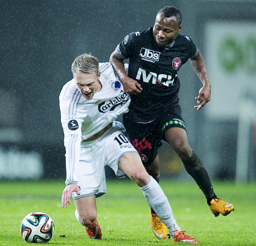 FCK - FC Midtjylland