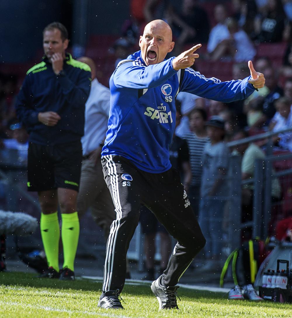 Ståle Solbakken, Træner FCK