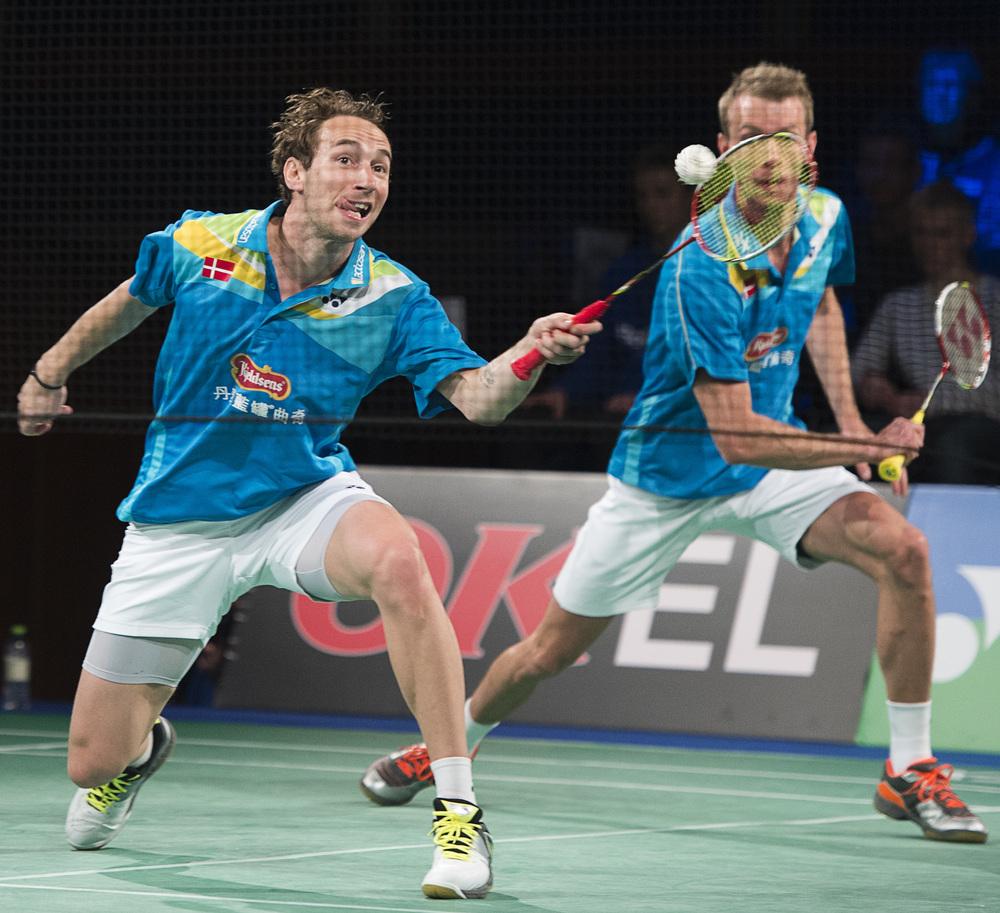 Mathias Boe og Carsten Mogensen