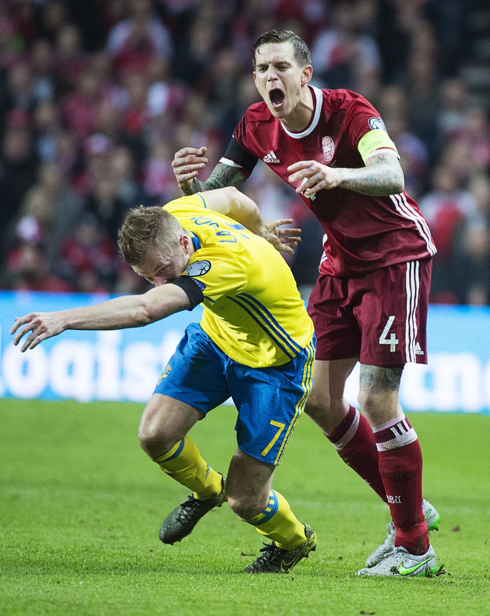 EM-kvalifikation, Danmark - Sverige