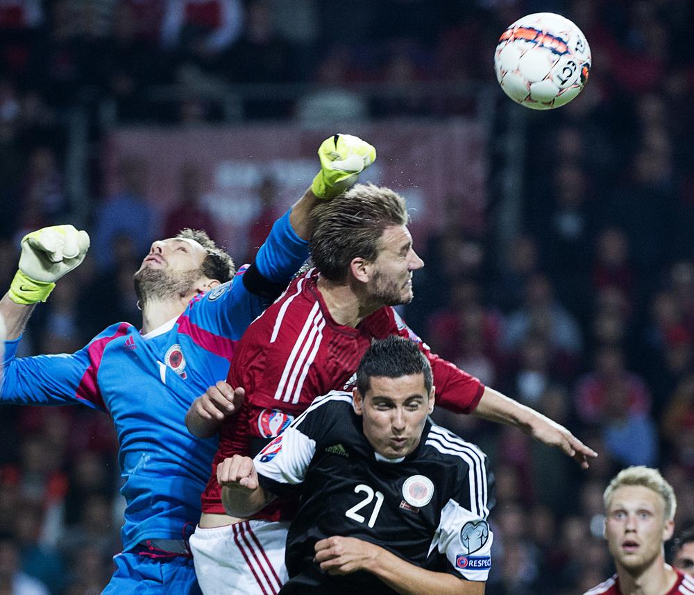 EM-Kvalifikation, Danmark - Albanien