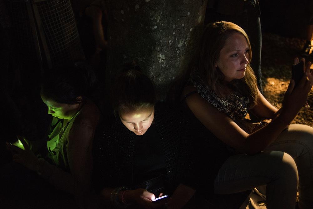 Unge på Skanderborg Festival