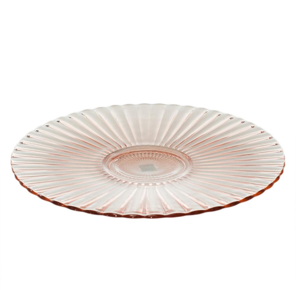 Pink Serving Platter