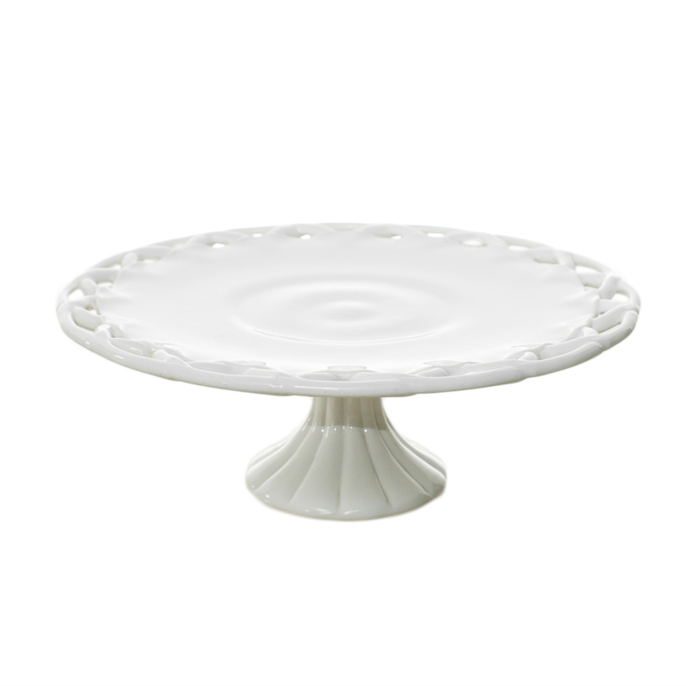 Open Lace Cake Stand