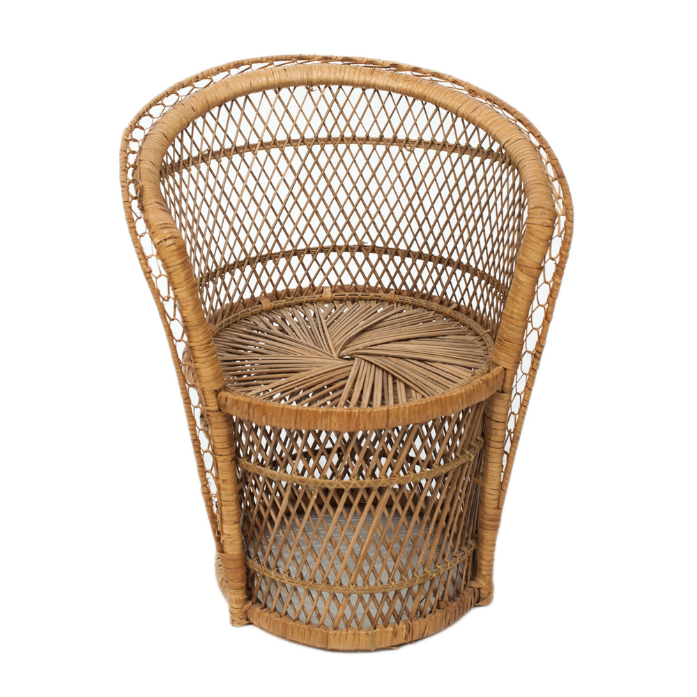 Wicker Child's Chair