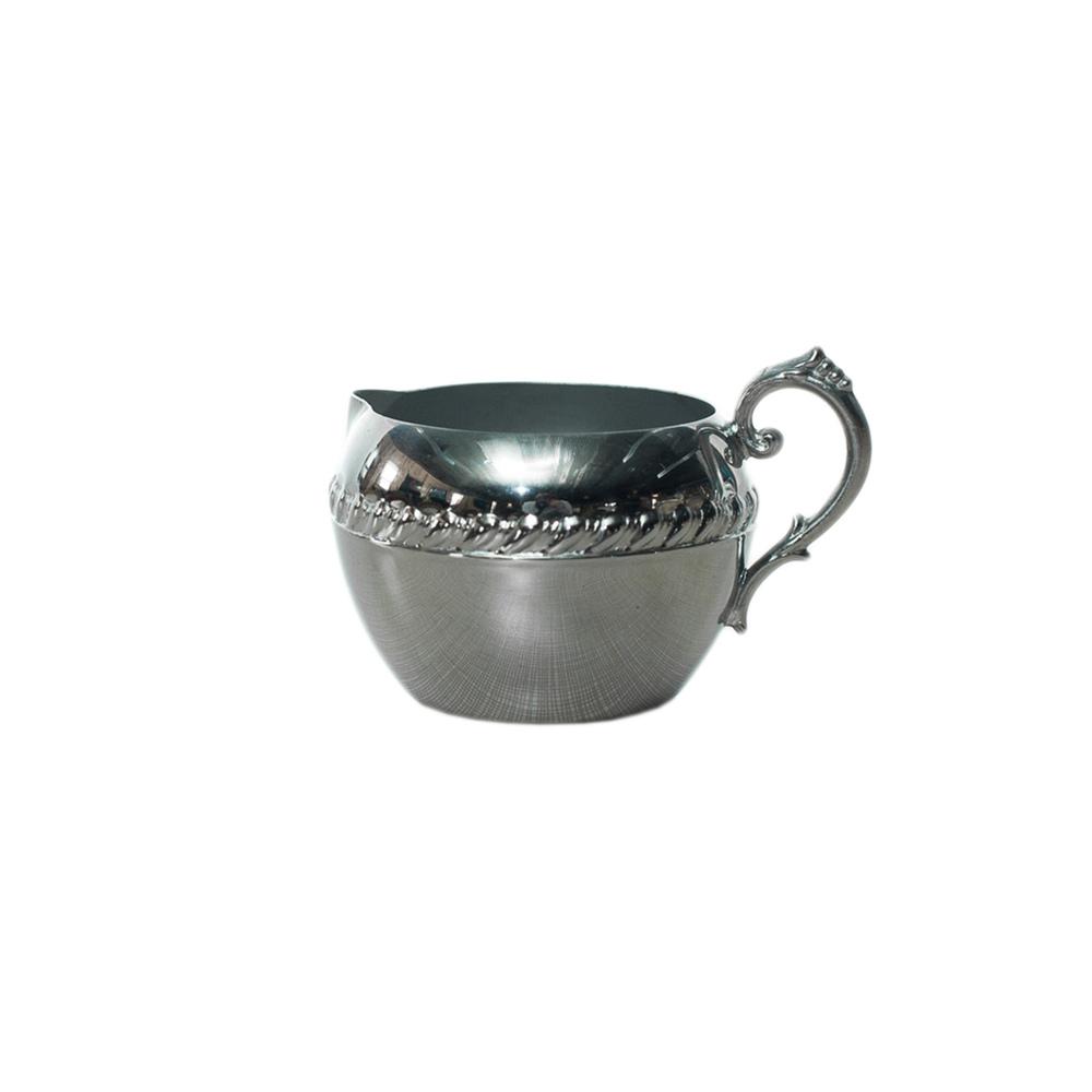 Silver Creamer Dish