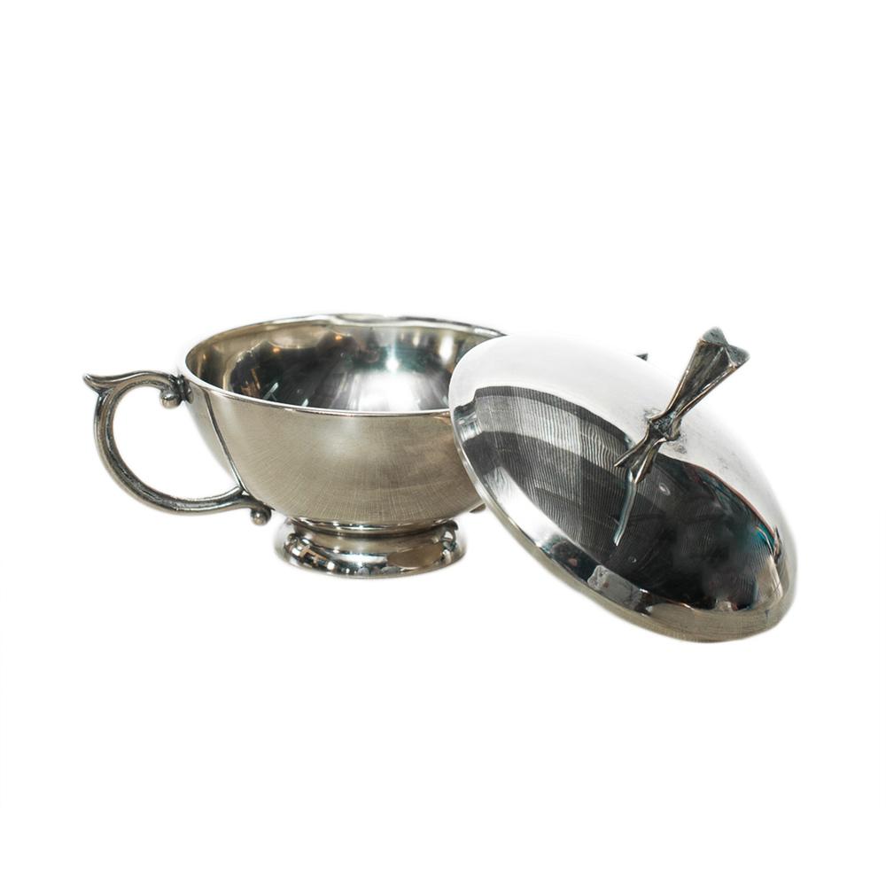 Silver Sugar Dish