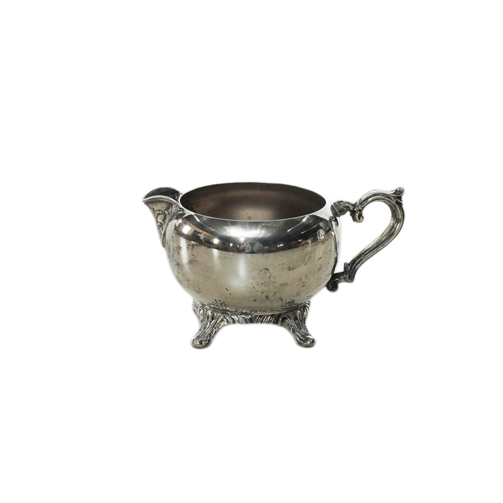 Silver Creamer Pitcher
