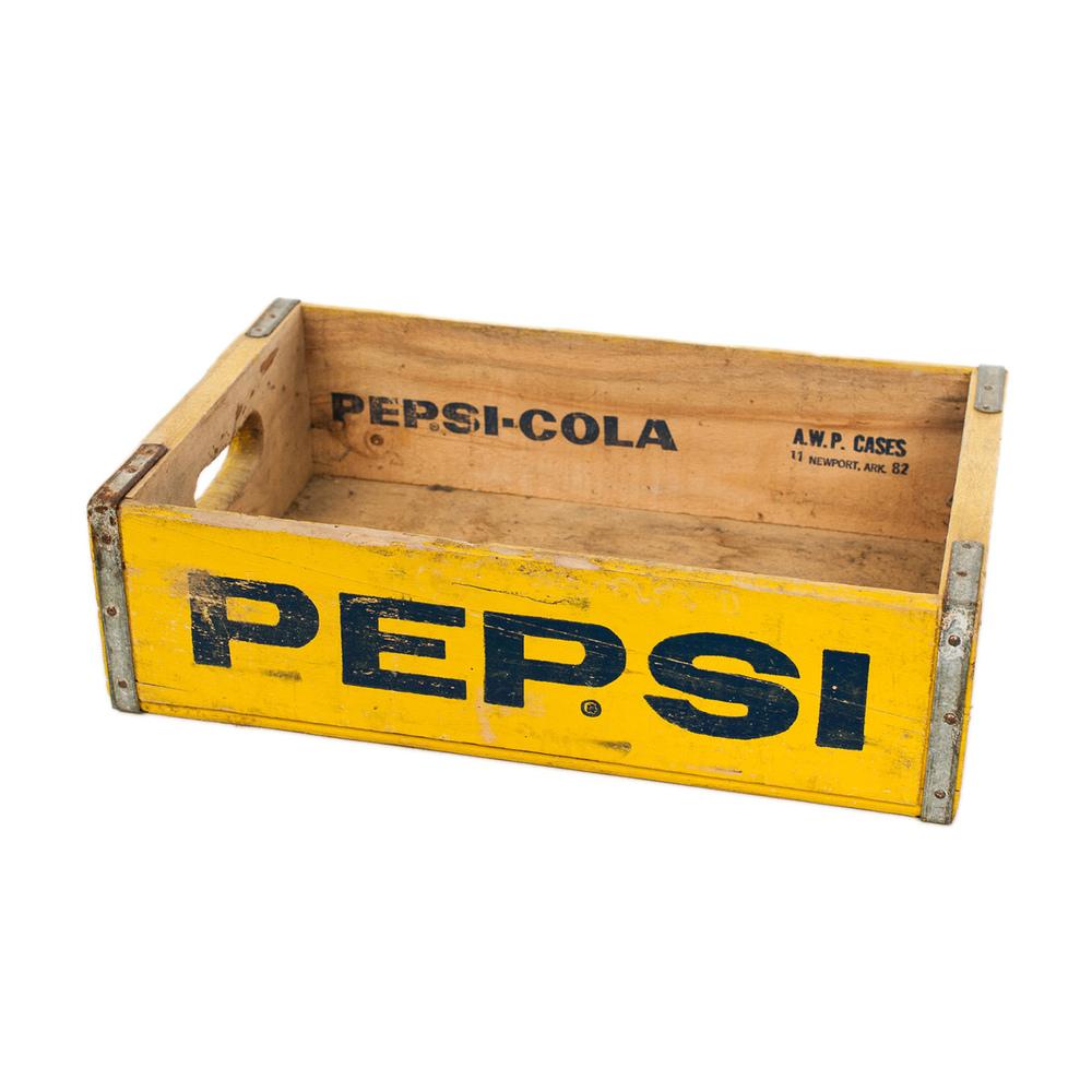 Pepsi Pop Crate