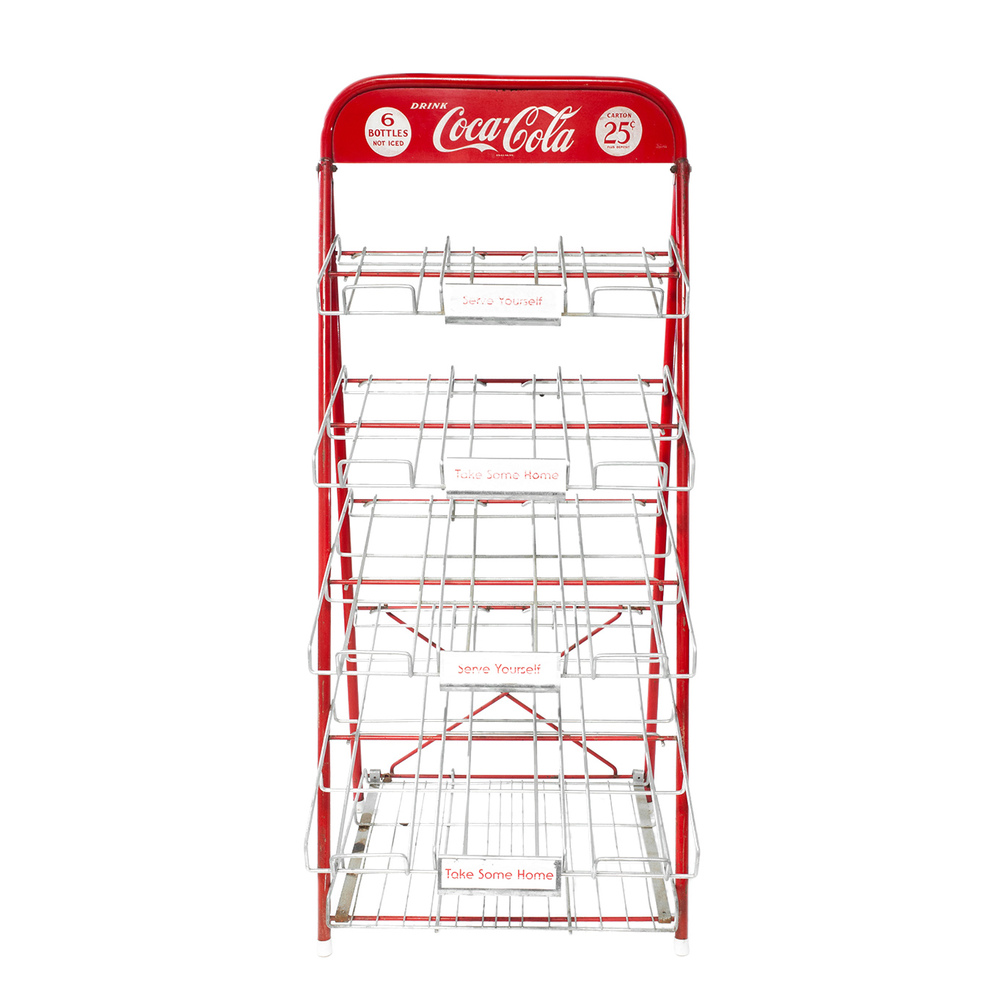 Coca Cola Display Stand