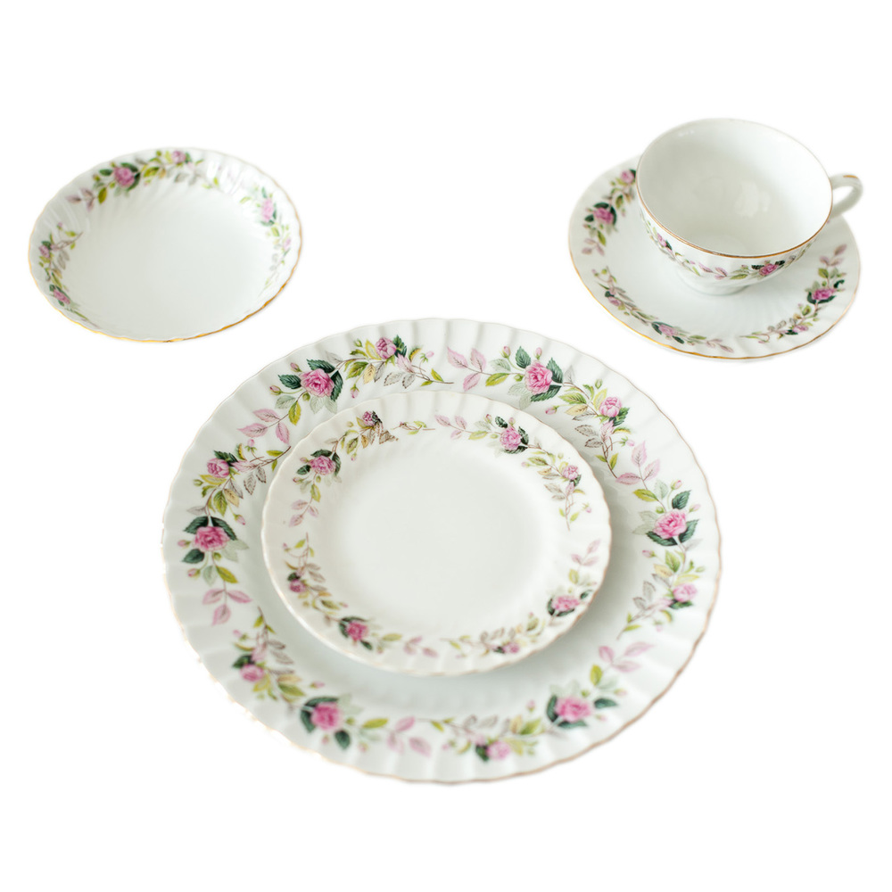 Regency Rose China