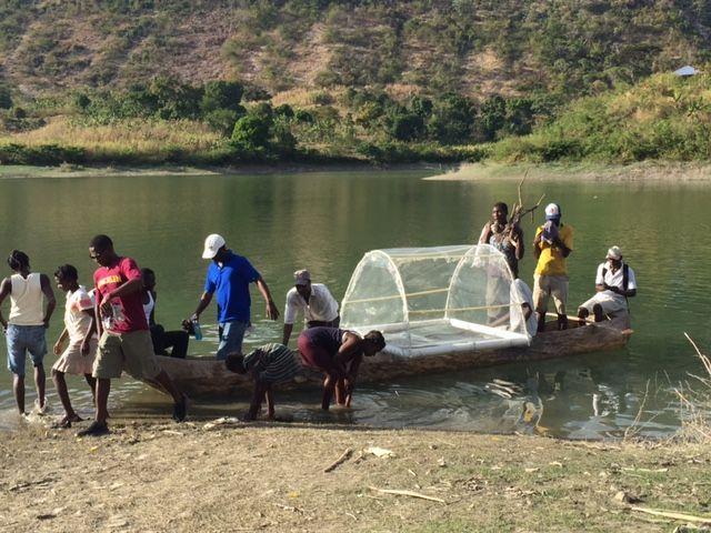 Haiti Fish Farm
