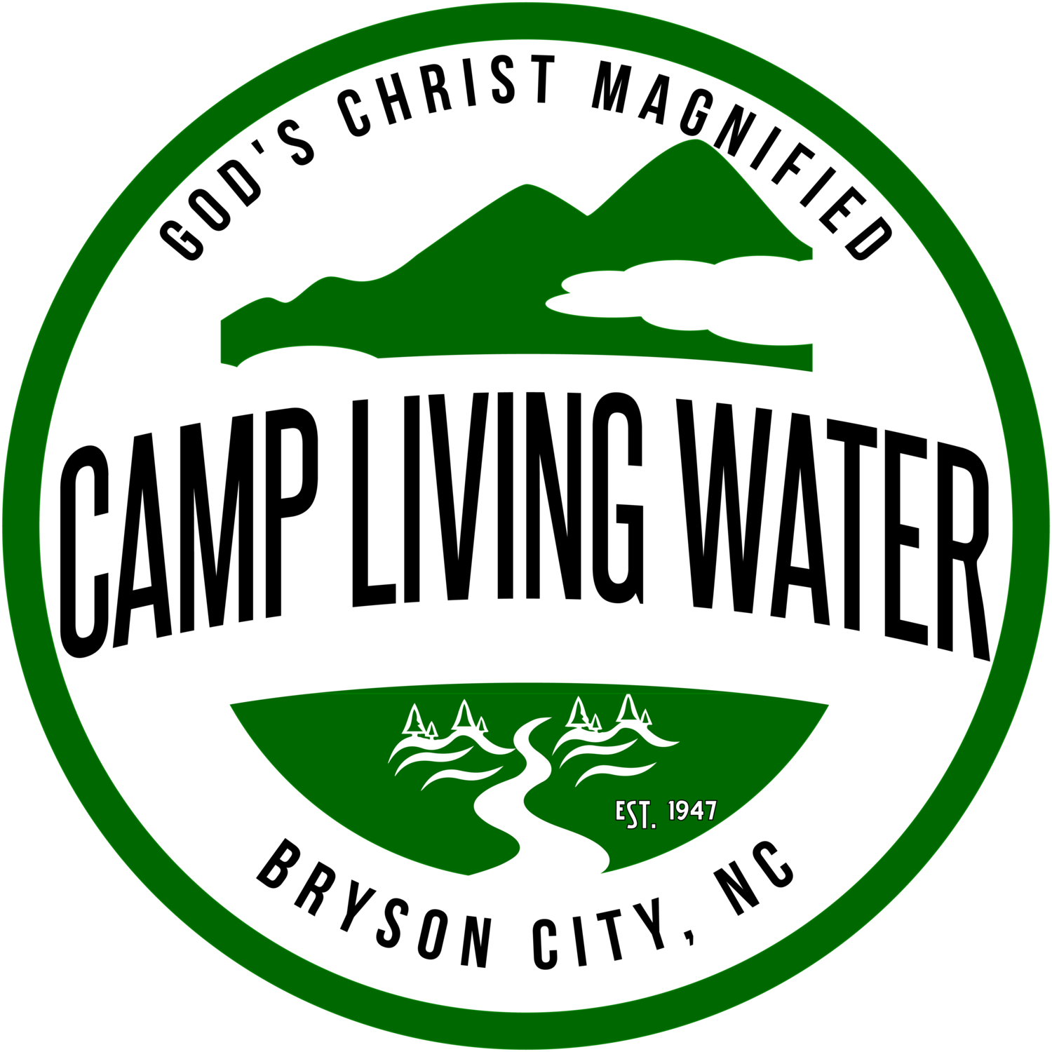 Camp Living Water, Bryson City, NC