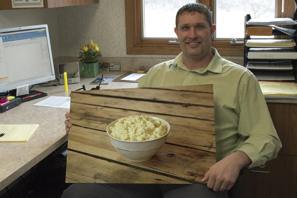 Brian, Freight Manager - Original Potato Salad