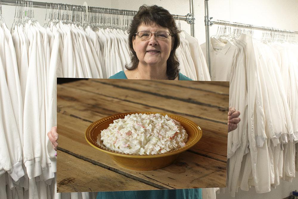 Jeannie, Dressing Prep - Extra Creamy Coleslaw
