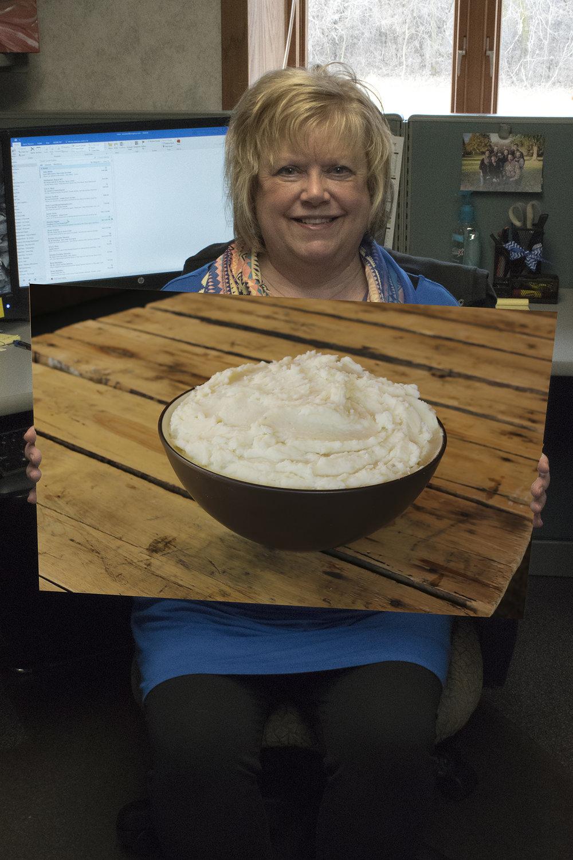 Lynne, Customer Service Supervisor - Premium Mashed Potatoes