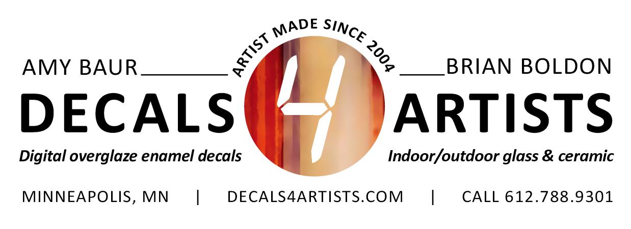 Custom art decals decals 4 artists
