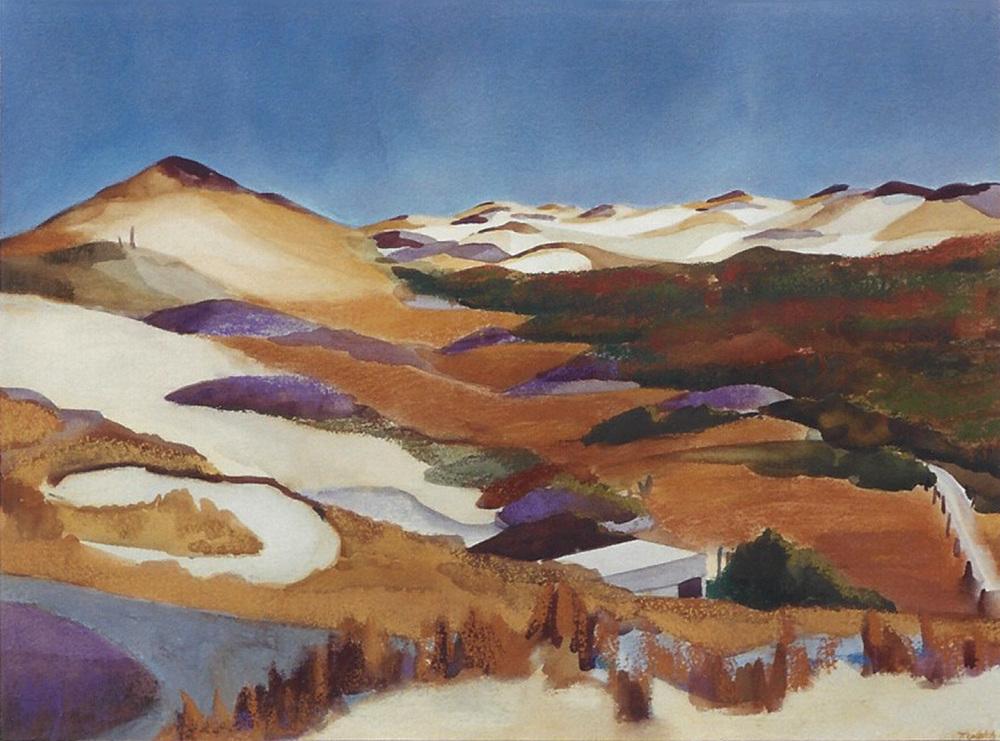 March Landscape