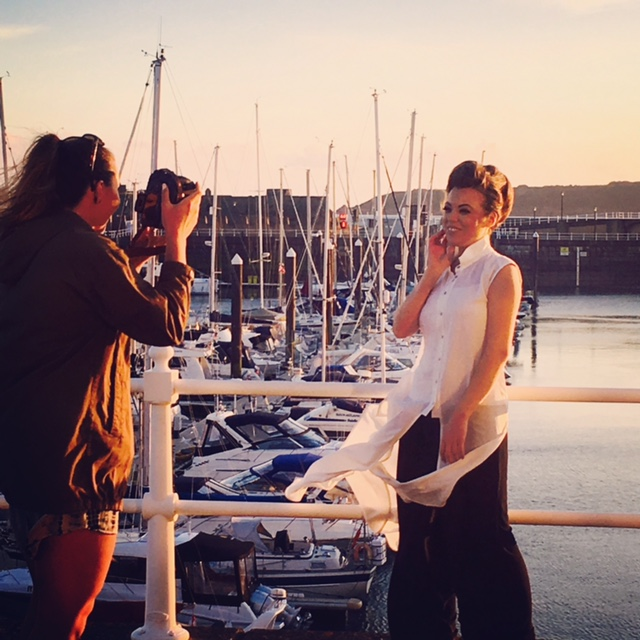 Working with talented people in Jersey like Daisy Barnard, who have made a career out of doing what they love.