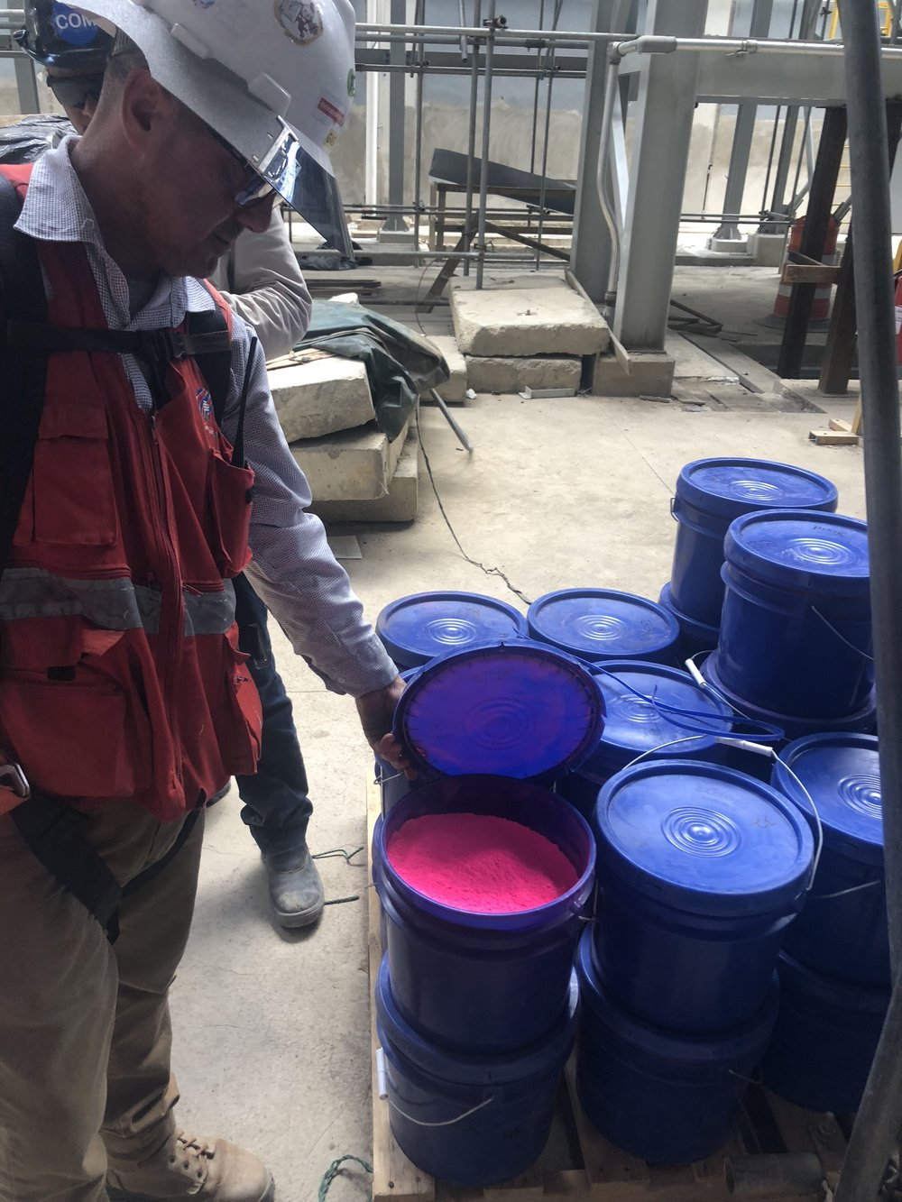 UV Dye For Leak Testing