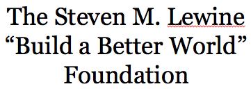 Steve Lewine Foundation logo.png