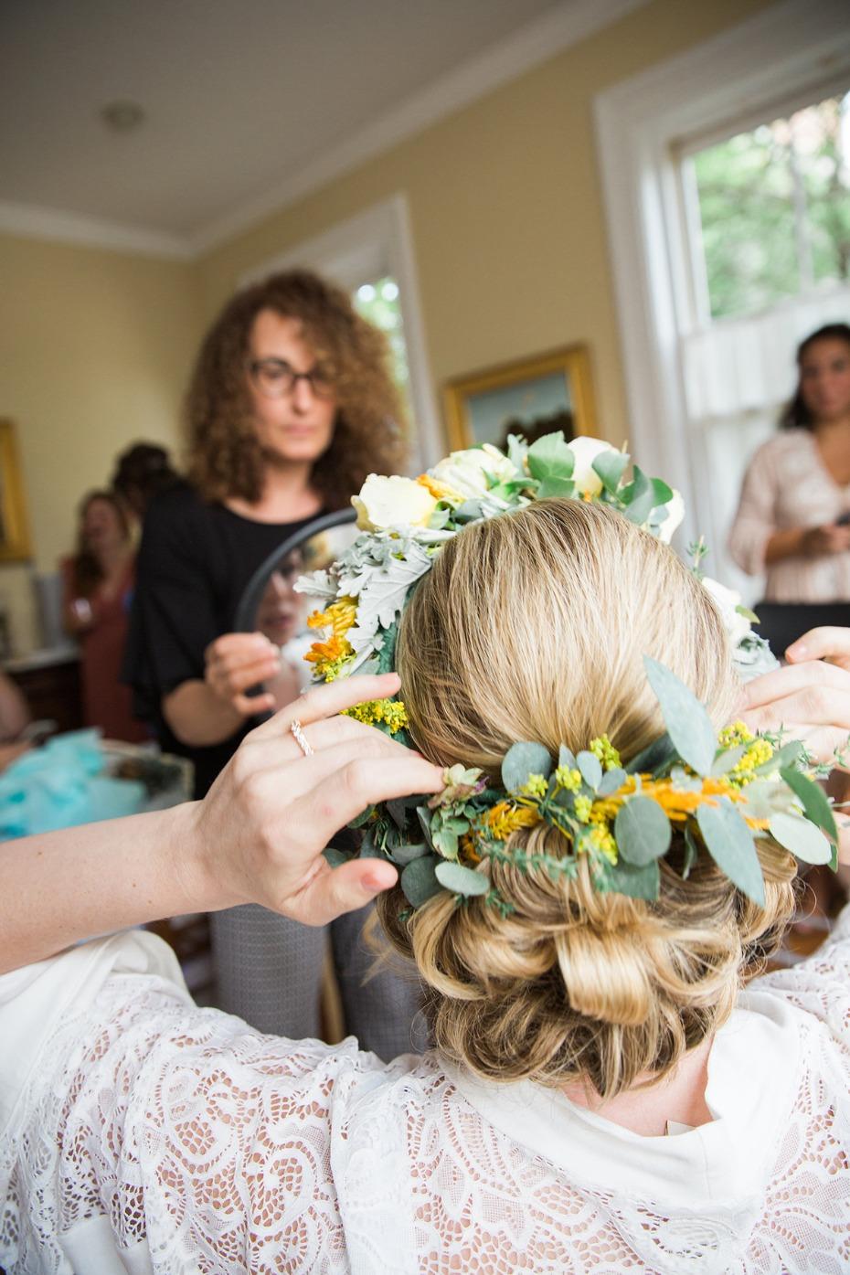 Hudson Valley wedding, Lari Manz