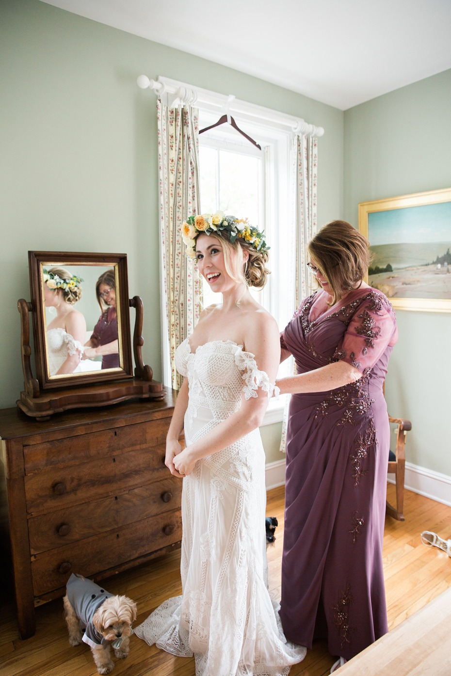 Hudson Valley wedding styles
