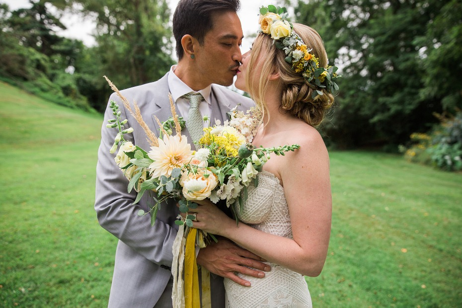 Hudson Valley bridal styling
