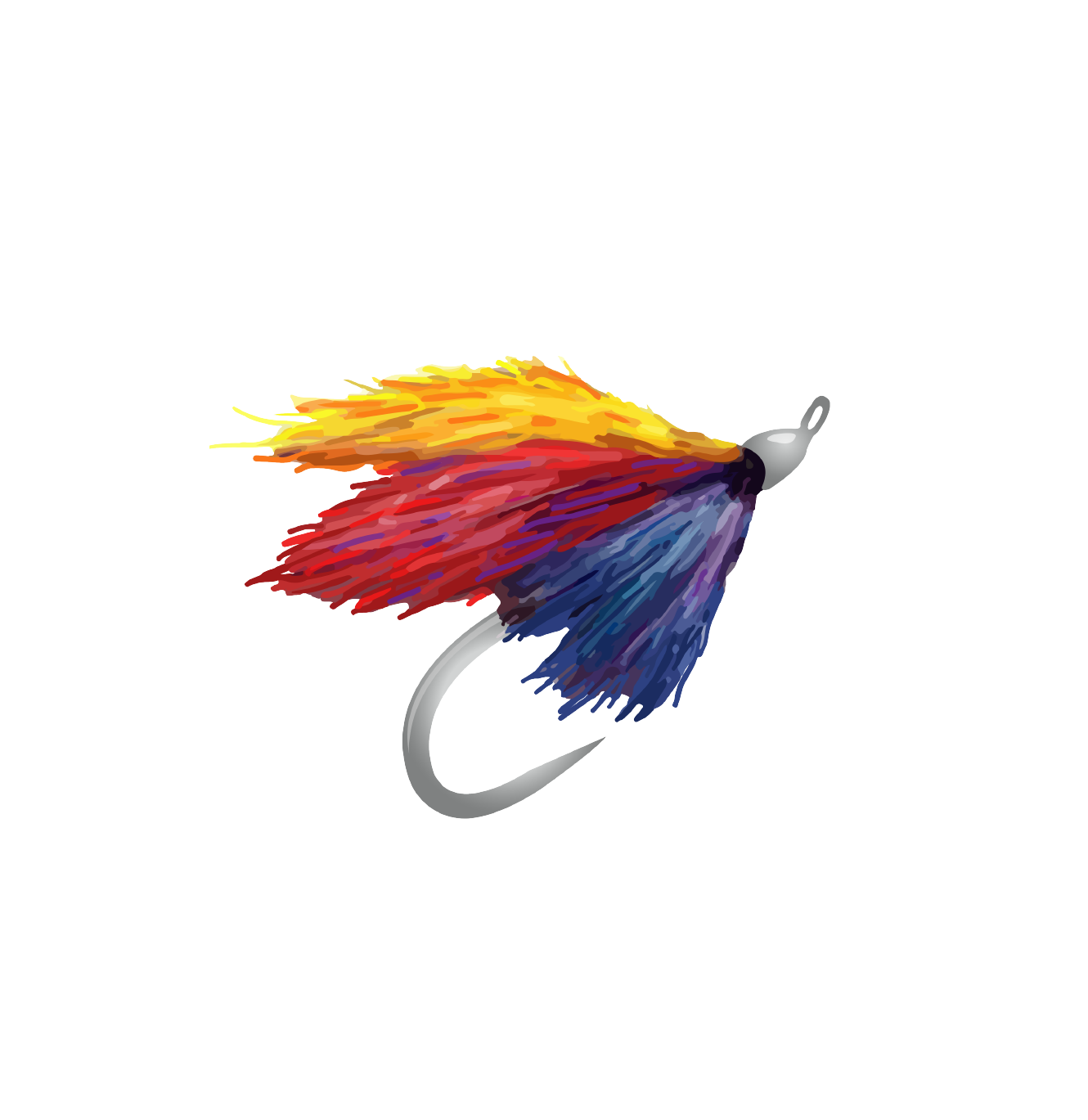 Fly fishing fly for Fly fishing flies