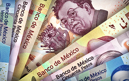 Payments Perspectives: Volatility Weighing on Mexico's Peso