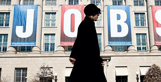 Jobs report comes up disappointing