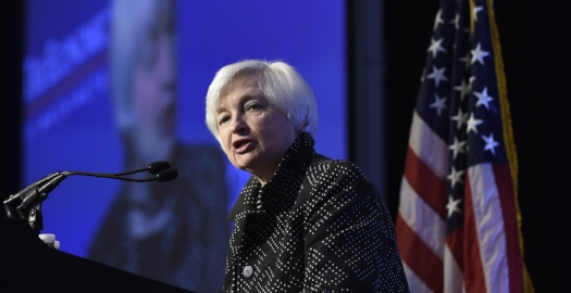 Yellen raises rates