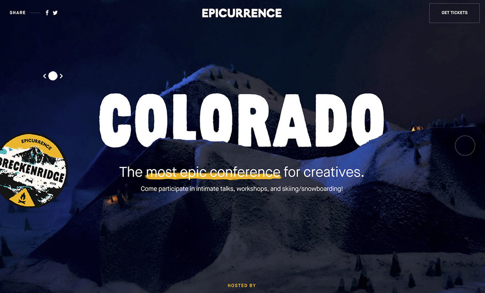 Site imagery - Buck trends and forge forward. From strategic heroes and spot illustrations, we gotchu.Virtual Spaces / Maxistentialism! / Epicurrence