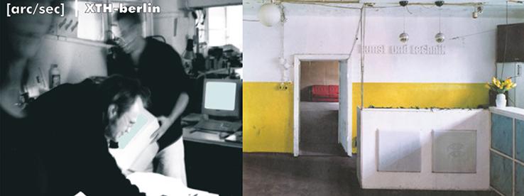 Kunst und Technik  [Berlin 1997-2000]