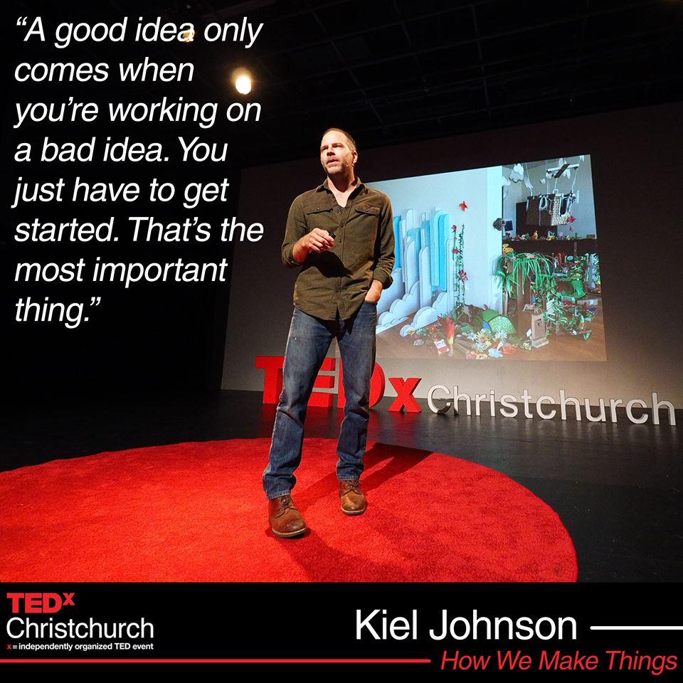 Kiel Johnson | Artist | USA