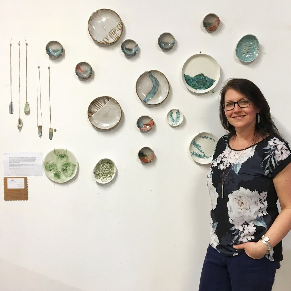 Gill Weavers | Ceramic Artist