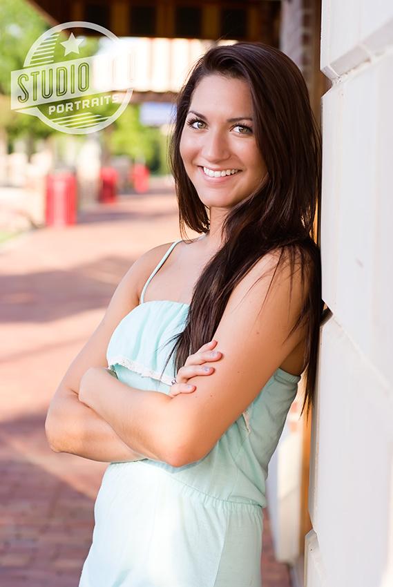 Plano Senior Portraits