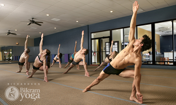 Bikram Yoga Richardson Photo
