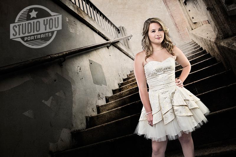 Prom Dress Senior Photography