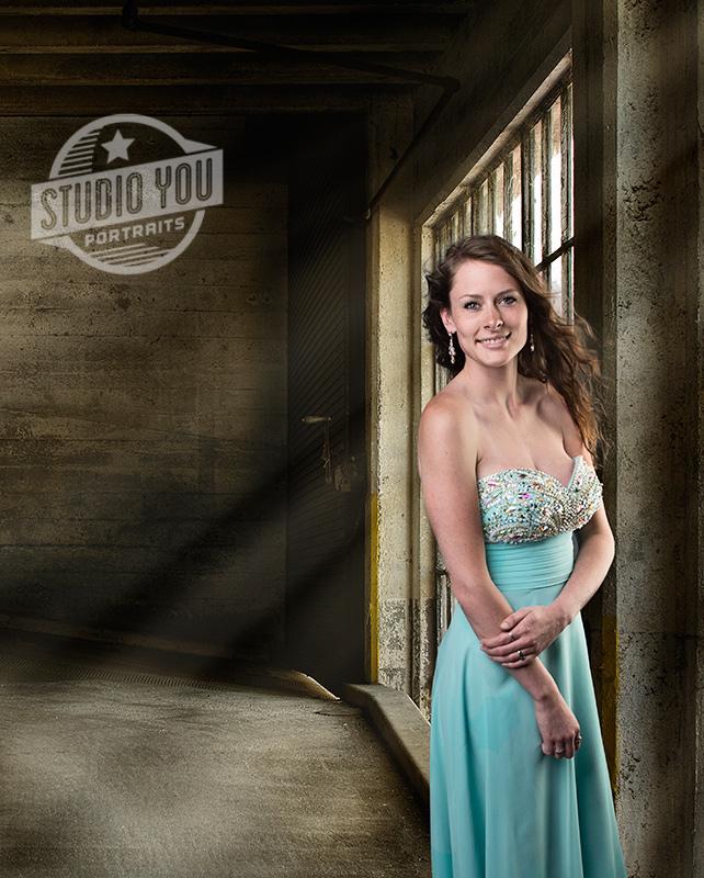 Senior Photography Prom Dress Richardson