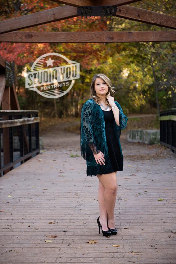 North Garland High School senior photography