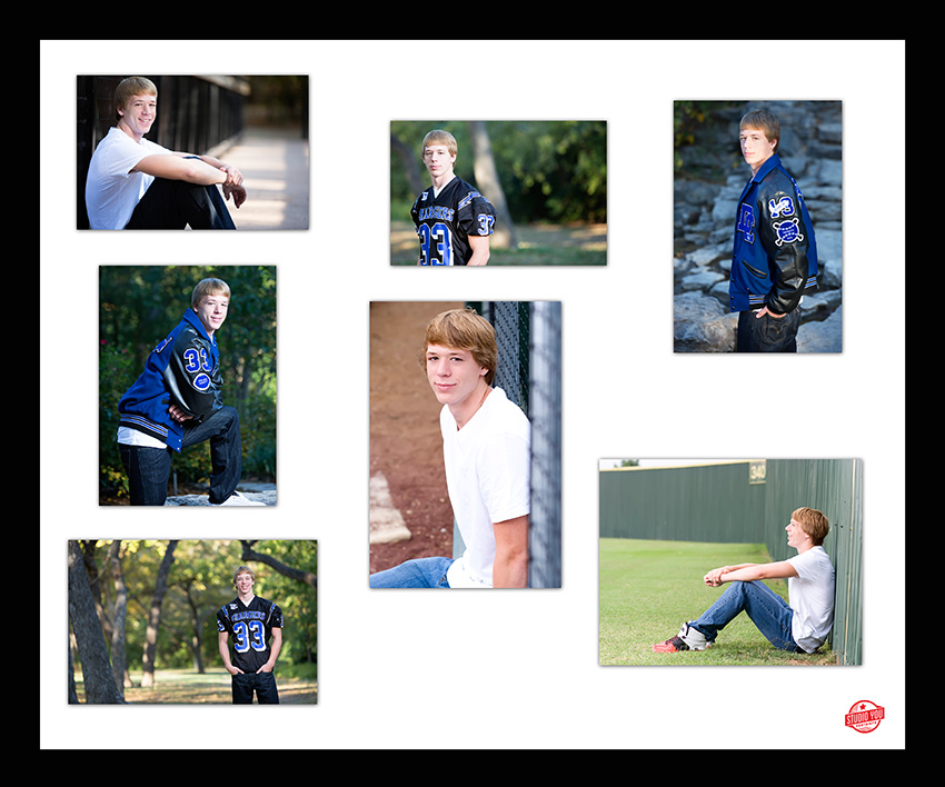 Dallas senior photography ideas