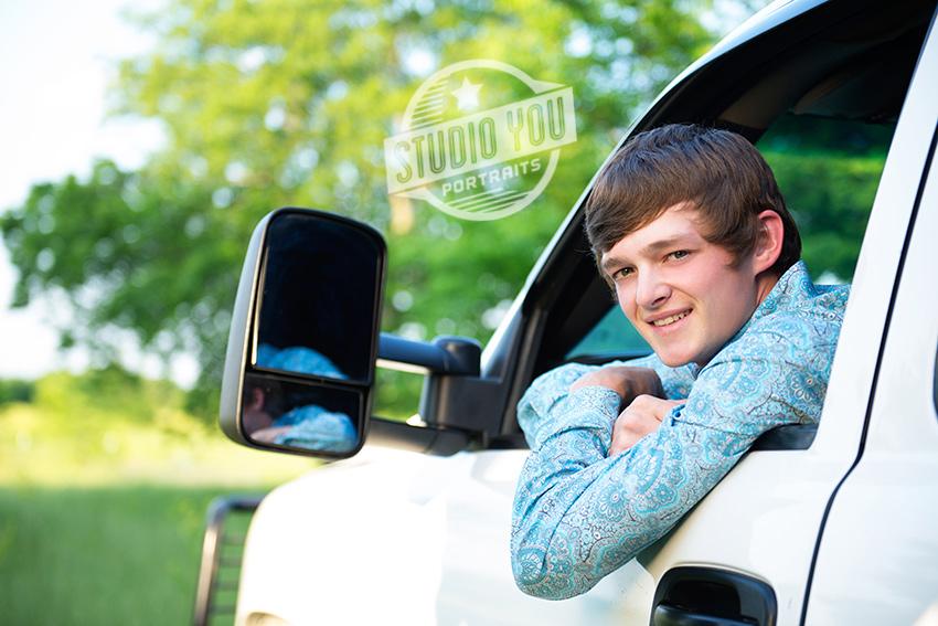 Dallas senior boy photography