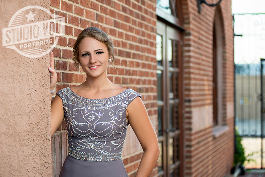 Dallas senior formal session