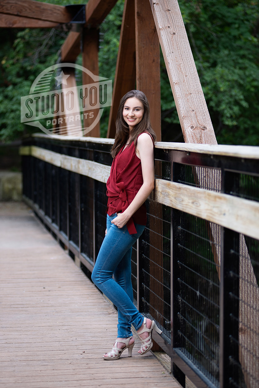 Dallas senior photographer