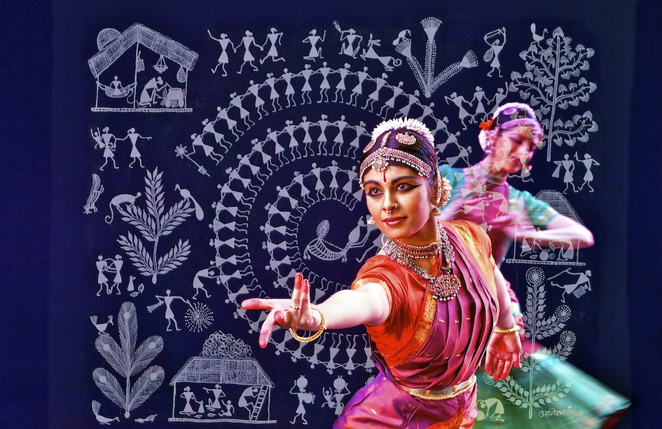 """Ragamala is exceptional to see, creating a unique, soul-satisfying work of Bharatanatyam art.""  —  British Theatre Guide"