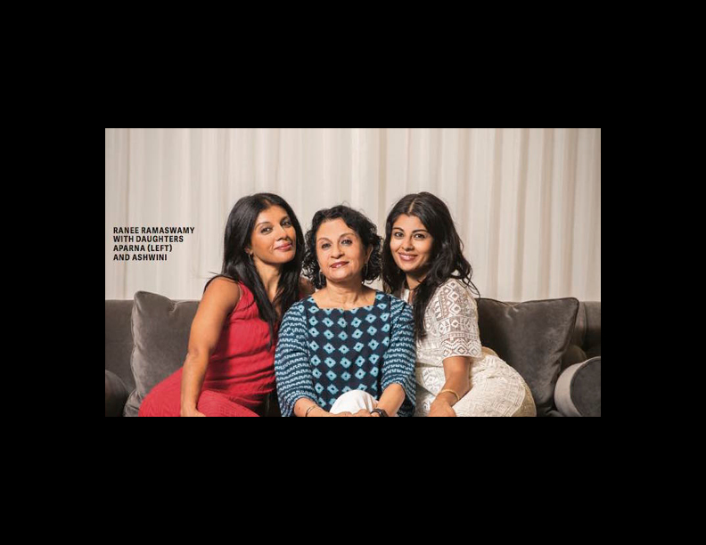 Ramaswamy Family Featured in     MN Monthly     READ NOW